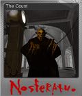 Nosferatu The Wrath of Malachi Foil 3