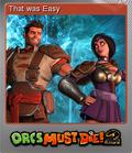 Orcs Must Die! 2 Foil 7