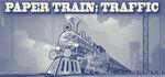 Paper Train Traffic Logo