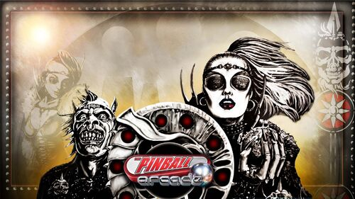Pinball Arcade Artwork 6