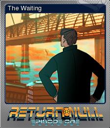Return NULL - Episode 1 Foil 5