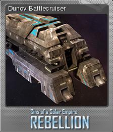 Sins of a Solar Empire Rebellion Foil 5
