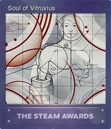 Steam Awards 2017 Foil 10