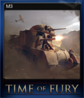 Time of Fury Card 6