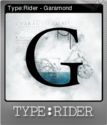 TypeRider Foil 3