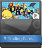 Unholy Heights Booster