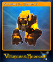Villagers and Heroes Card 03