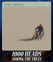 1,000 Heads Among the Trees Card 4
