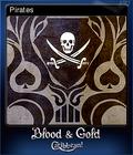Blood & Gold Caribbean Card 08