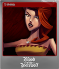 Blood of the Werewolf Foil 4