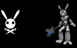 Boo Bunny Plague Background Bunny