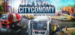 CITYCONOMY Service for your City Logo