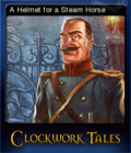Clockwork Tales Of Glass and Ink Card 5