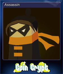 Coin Crypt Card 3