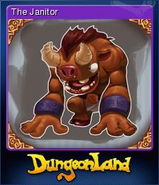 Dungeonland Card 3