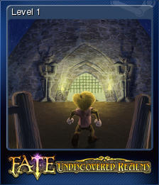 FATE Undiscovered Realms Card 4