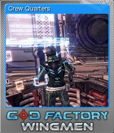GoD Factory Wingmen Foil 7