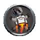 Gravity Badgers Badge 4