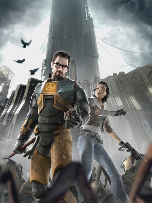 Half-Life 2 Artwork 5