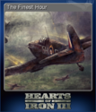 Hearts of Iron III Card 1