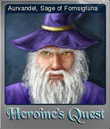 Heroines Quest The Herald of Ragnarok Foil 2