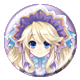 Hyperdimension Neptunia ReBirth3 V Generation Badge 4
