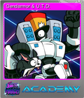Mighty Switch Force! Academy Foil 2
