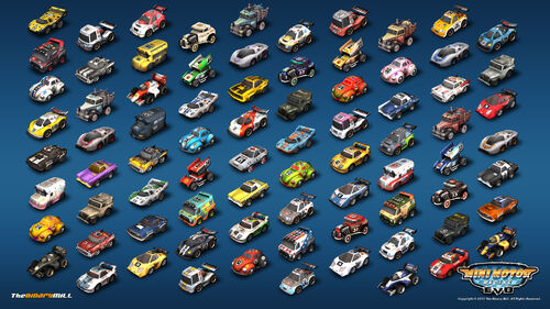 Mini Motor Racing EVO Artwork 7