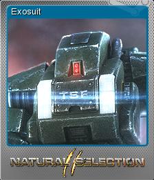 Natural Selection 2 Foil 8