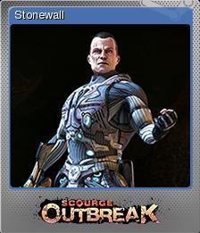Scourge Outbreak Card 02 Foil