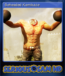 Serious Sam HD The Second Encounter Card 7