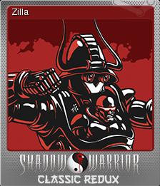 Shadow Warrior Classic Redux Foil 5