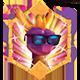 Spyro Reignited Trilogy Badge Foil