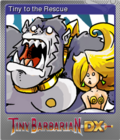 Tiny Barbarian DX Foil 5