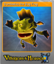 Villagers and Heroes Foil 02