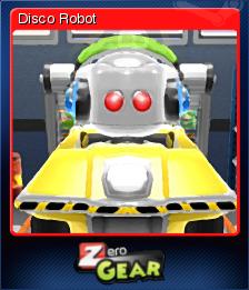 Zero Gear Card 5