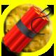 Beast Blaster Badge 5