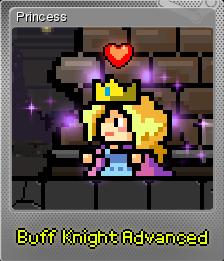 Buff Knight Advanced Foil 1