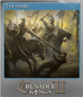Crusader Kings II Foil 1
