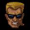 Duke Nukem 3D Megaton Edition Emoticon duke