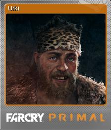 Far Cry Primal Foil 8
