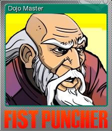 Fist Puncher Foil 4