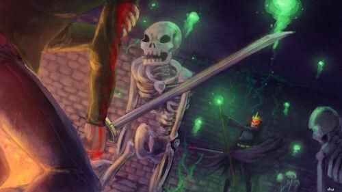 Legend of Dungeon Artwork 3