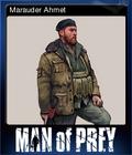 Man Of Prey Card 2