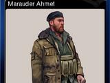 Man Of Prey - Marauder Ahmet