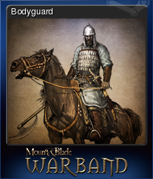 Mount & Blade Warband Card 3