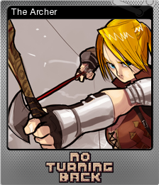 No Turning Back The Pixel Art Action-Adventure Roguelike Foil 3
