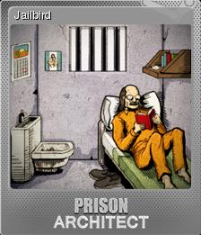 Prison Architect Foil 4