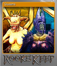 Rooks Keep Card 05 Foil