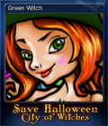 Save Halloween City of Witches Card 01